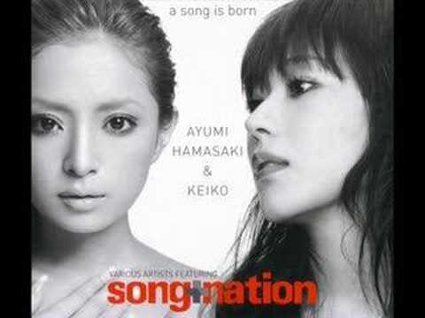 浜崎あゆみ & KEIKO 「a song is born」